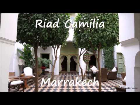 Riad Camilia, a luxury riad in the Marrakech medina