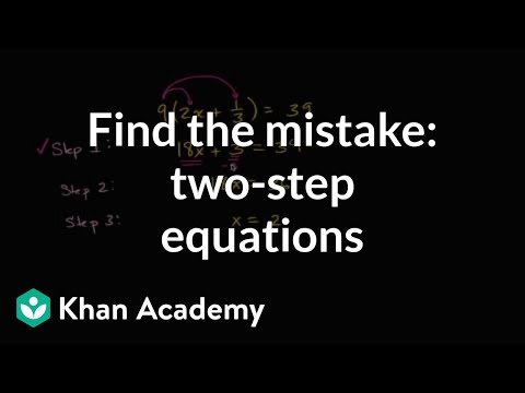 Introduction to proportional relationships | 7th grade | Khan Academy from YouTube · Duration:  3 minutes 50 seconds