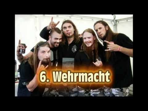 Sabaton - Top 20 Songs
