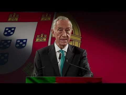 Marcelo Rebelo de Sousa 2021   Apresentação de candidatura à Presidência da República