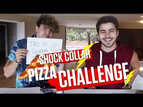 Shock Collar Pizza Challenge