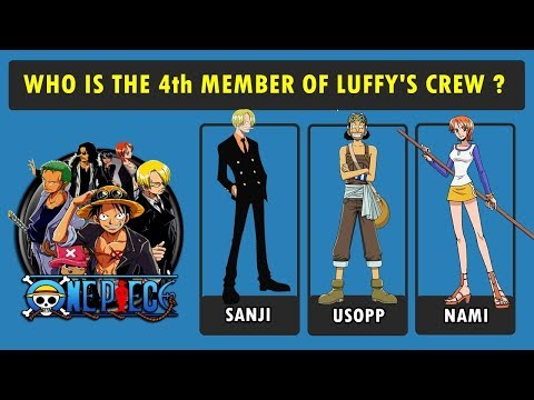 Only True Fans Can Answer These Hardest One Piece Quiz !!