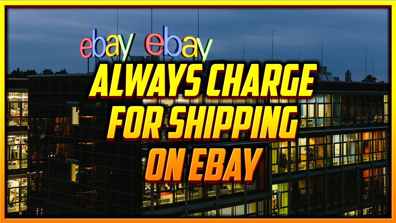 eBay Seller Experiment - What's Better (free shipping or charging for shipping)