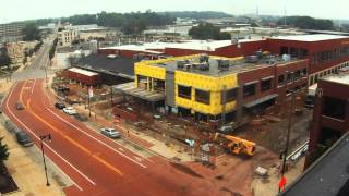 Founders Brewing Co. Construction Time Lapse: April 9 Through November 18, 2013