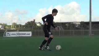 Guam Soccer Skills