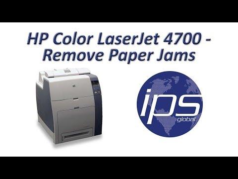 Hp 4700 custom paper size
