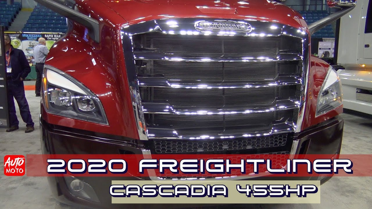 2020 Freightliner Cascadia Technology: 5 Things to Know ... |Frieghtliner Cascadia 2020 Sports Car