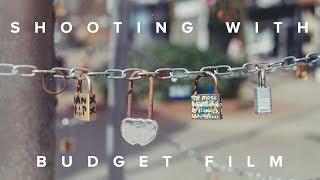 Shooting with Budget Film - AgfaPhoto Vista Plus 200