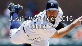 Justin Verlander 2016 Highlights