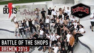 Titus Battle of the Shops 2015 | Bremen Skateboard Contest