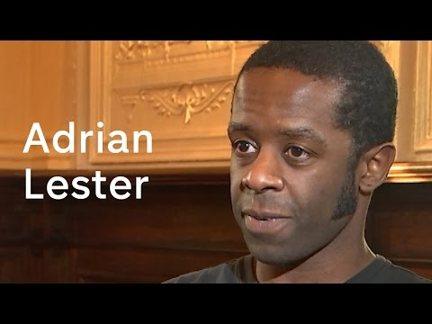 Adrian Lester on Red Velvet and allwhite Oscars