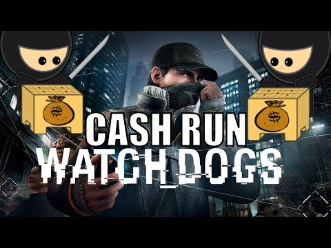 Watch Dogs: Cash Run - Perfect run