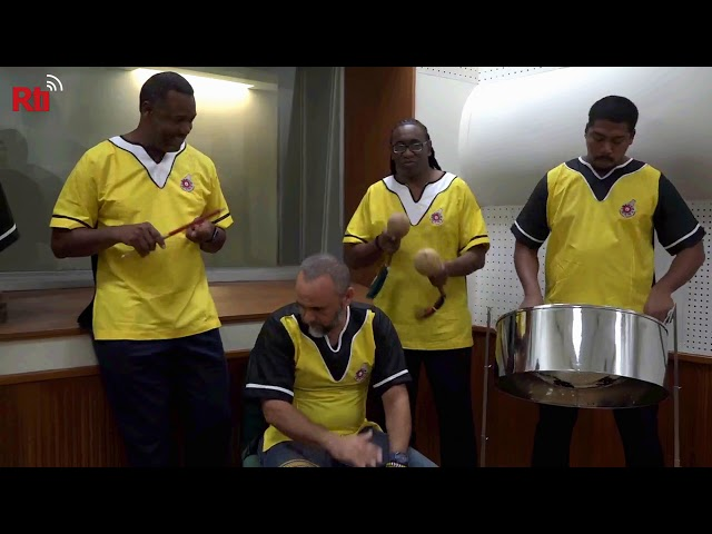 Omolewa Osain Project band from Belize performs in Taiwan 【央廣英語】】