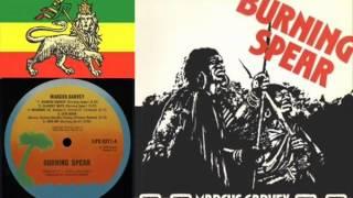 Burning Spear ♬ Old Marcus Garvey (1976)