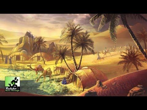 Through The Desert Gameplay Runthrough