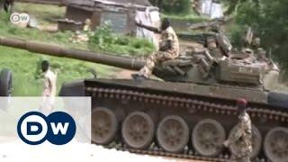 تواصل المعارك بين الجيش والمتمردين في جوبا | الأخبار