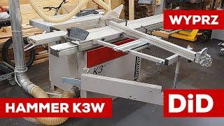 000. WYPRZ w DiD: Hammer K3 Winner Comfort