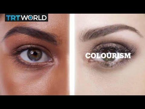 Skin Colour Discrimination