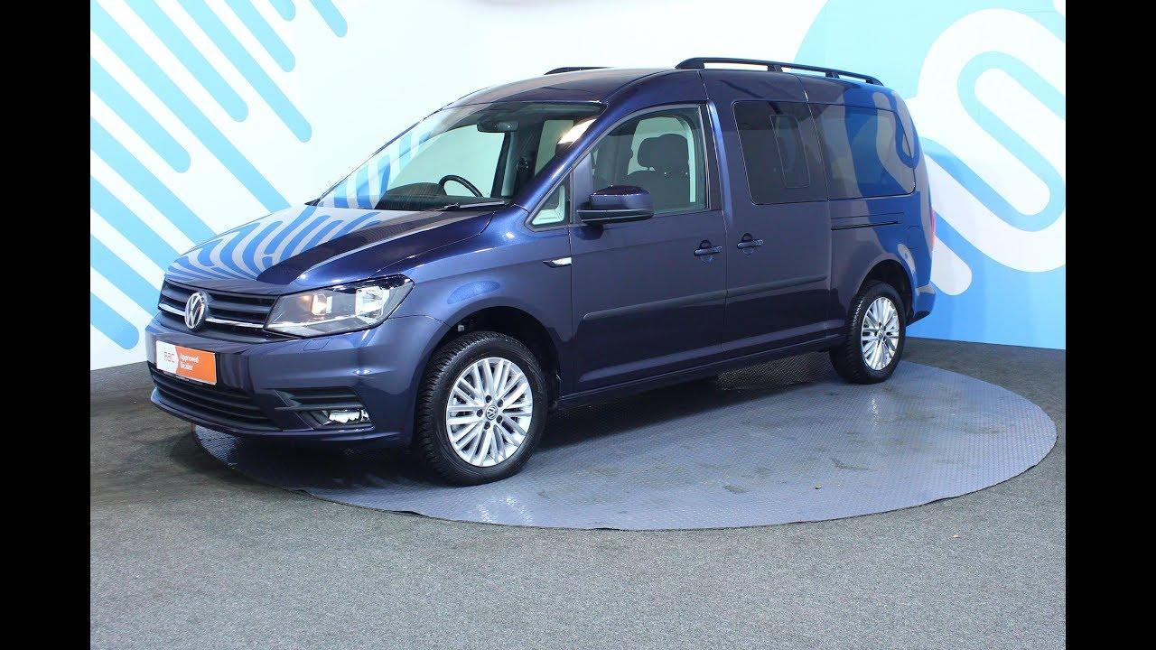 Volkswagen Caddy Maxi Life 2.0 TDI Maxi Life Mini Bus DSG 5dr (EU6 ...