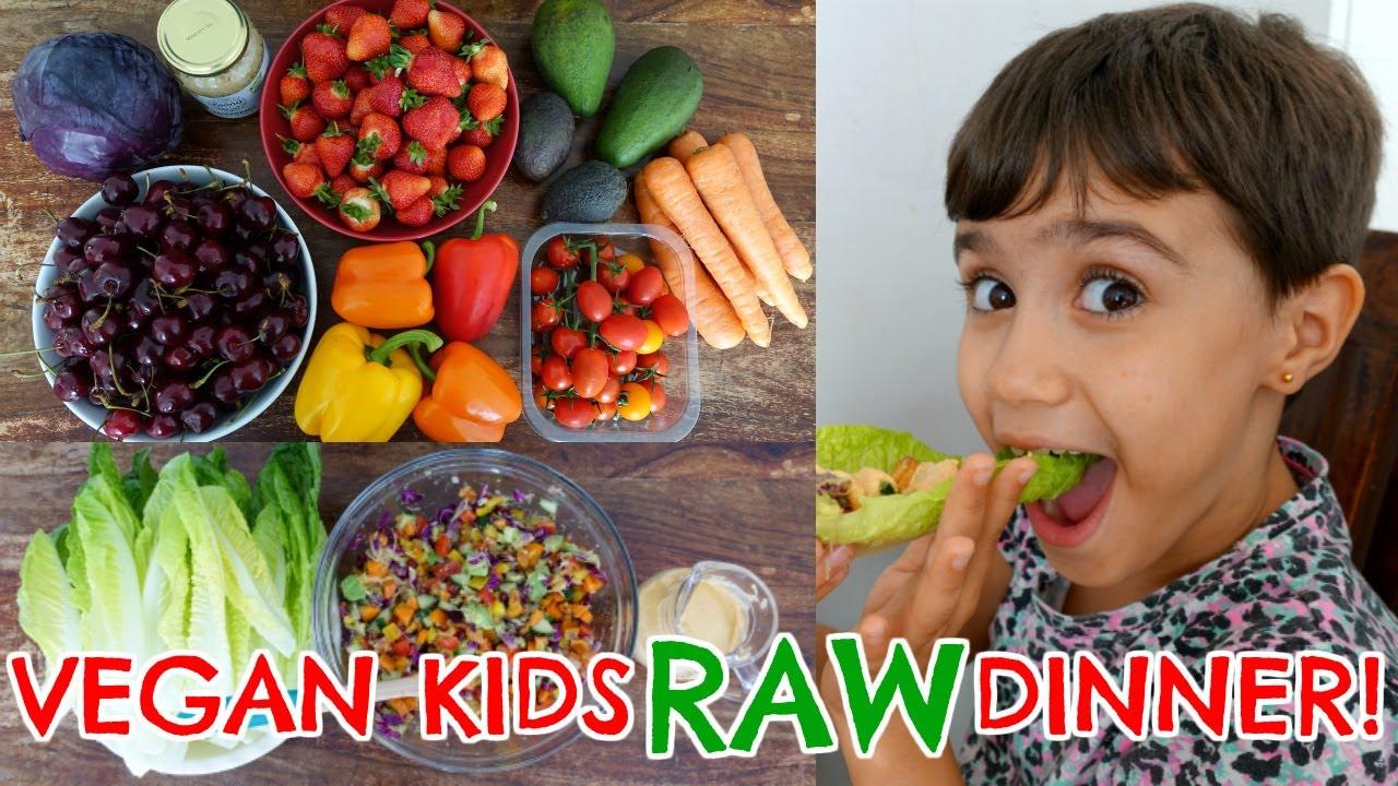 Vegan kids raw dinner nutsesame free dressing recipe youtube vegan kids raw dinner nutsesame free dressing recipe forumfinder Choice Image