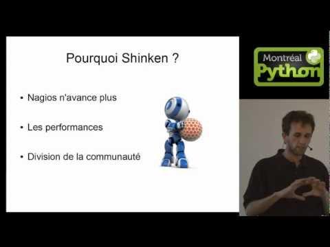 Shinken : quand un Python rencontre Nagios #MP32