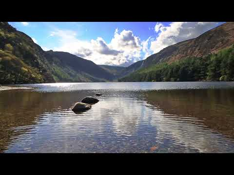 Relaxing Nature Sounds: Glendalough, Ireland (10 Hour Sleep Loop)