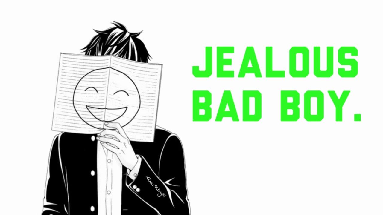 ASMR Roleplay • Jealous bad boy  • ( Jealousy ) • ( Funny ) • ( Unisex )