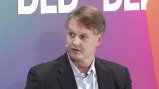 Shaping Shopping - Everywhere (John Donahoe, CEO and President at Ebay & Sonali De Rycker) | DLD12