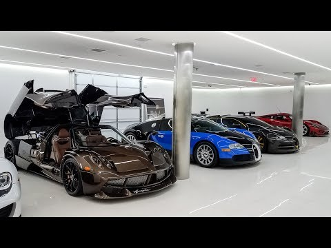 Visiting a Real Life GTA Garage