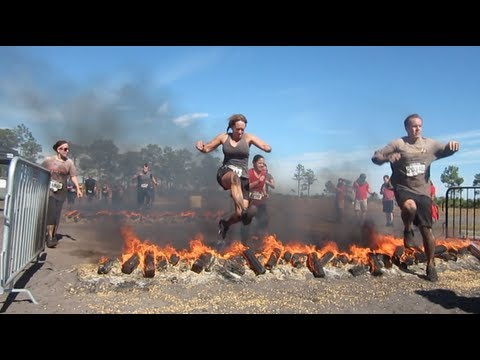 Warrior Dash 2012 Florida (Full Race)