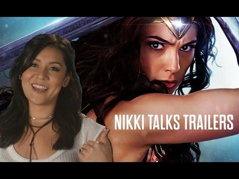 LIFE, WONDER WOMAN, GIFTED, & MAN DOWN - Nikki Talks Trailers - Regal Cinemas