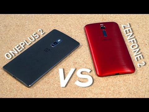 OnePlus 2 vs ZenFone 2: The winner may surprise you
