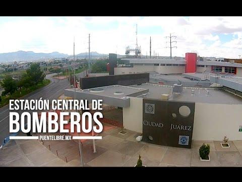 Abejorro  Estación Central de Bomberos en Juárez - YouTube a4b76e87c06