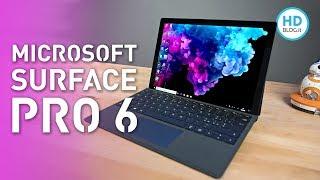 Recensione Microsoft SURFACE PRO 6, è ancora IL MIGLIORE