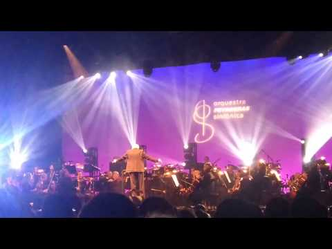 orquestra petrobras sinfônica  vivo rio: run like hell  another brick in the wall bis