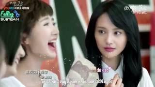 [Vietsub+Kara] Một giây nữa 下一秒-Trương Bích Thần (OST Yêu em từ cái nhìn đầu tiên)
