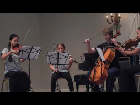 Prelude Chamber Music Camp - 2016