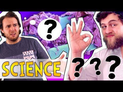 WHO WANTS TO BE A SCIENTIST!