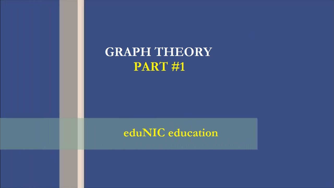 Graph theory complete tutorial part 1 youtube baditri Gallery