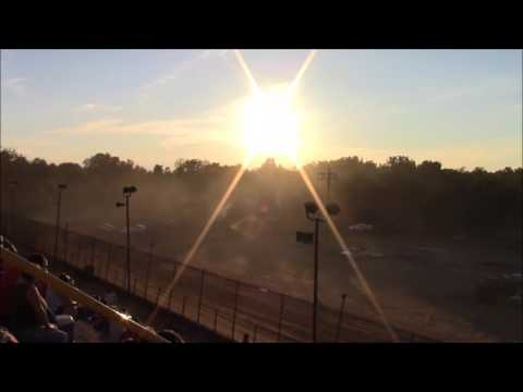 Butler Motor Speedway Street Stock Heat #3 7/16/16
