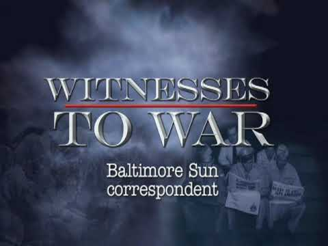 The Baltimore Sun World War II correspondents