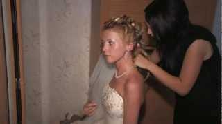 Видео на свадьбу в Самаре. Свадебное утро молодых.