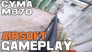 Gostei Dessa Shotgun! + Camera Noturna Scope Cam BR   Airsoft Gameplay