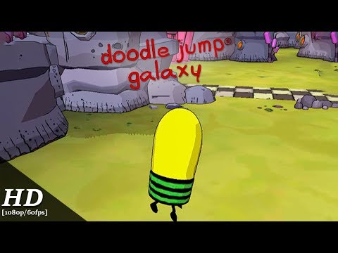 Doodle Jump Galaxy Android Gameplay [60fps]