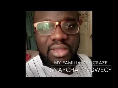 Uncle D hat Snapchat