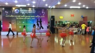Nhóm nhảy Sương Nét Việt - LK Chachacha-rumba-samba
