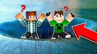 Minecraft: ENTRAMOS DENTRO DE UM BURACO !! - Aventuras Com Mods #89