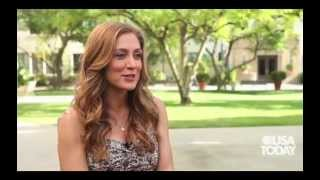 Sasha Alexander USA Today Interview