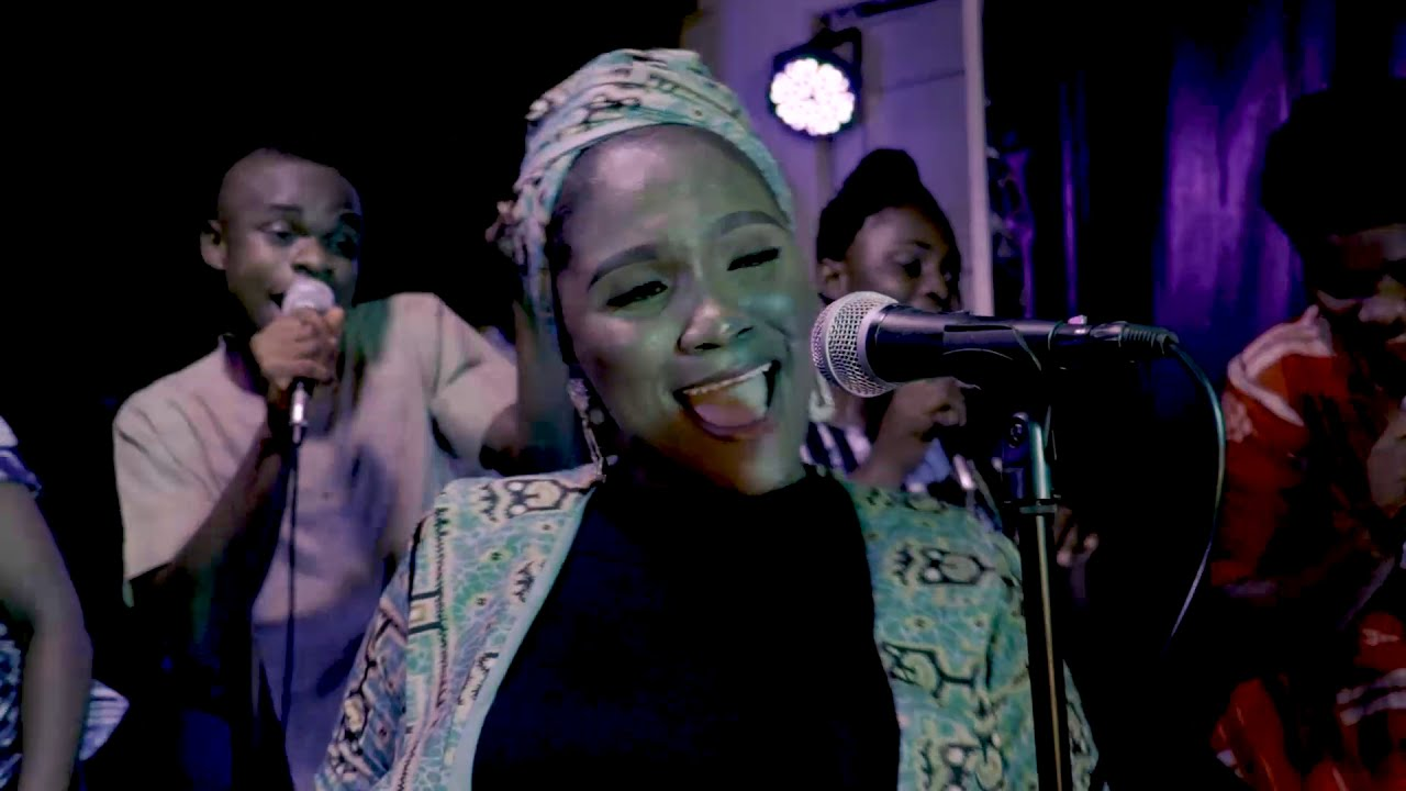 Download Omemma Medley (Sinach and Frank Edwards) Cover by Ruth Ohams