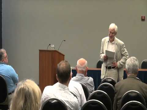 Dr. Roger Smith APA SHP 2014